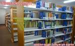 Kệ để sách, kệ sách thư viện, kệ trưng bày sáchVinarack